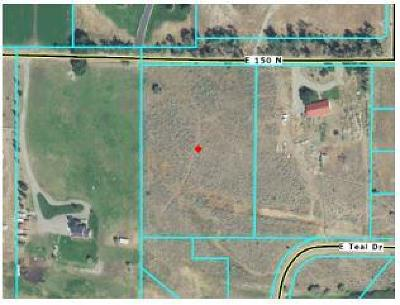 Rigby Residential Lots & Land For Sale: Tbd E 150 N