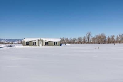 Teton County Single Family Home For Sale: 5124 Rancheros Loop