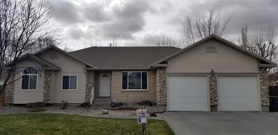 Bonneville County Single Family Home For Sale: 970 Limestone Drive