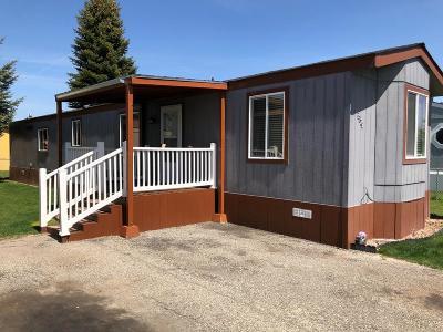 Bonneville County Single Family Home For Sale: 2143 E Pinetree Circle