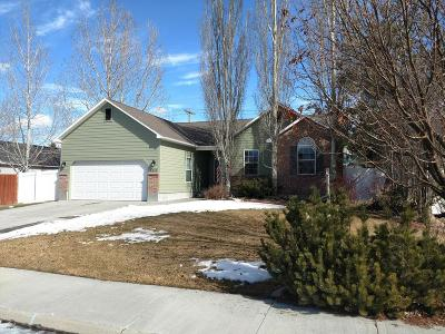 Bonneville County Single Family Home For Sale: 4359 Colonial Way