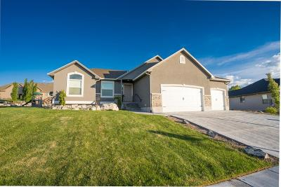 Rexburg ID Single Family Home For Sale: $356,000