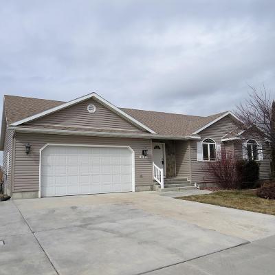 Bannock County Single Family Home For Sale: 918 Home Run Street