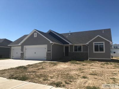 Idaho Falls Single Family Home For Sale: 5604 Peters Way