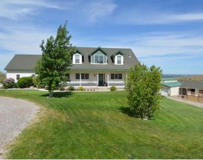 Idaho Falls Single Family Home For Sale: 5330 S House Rock Circle