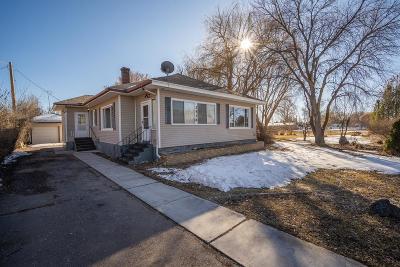 Menan Single Family Home For Sale: 3538 E Menan-Lorenzo Hwy