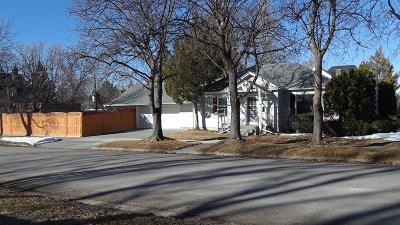 Idaho Falls ID Single Family Home For Sale: $189,900