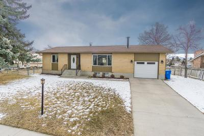 Bannock County Single Family Home For Sale: 1427 Paramount