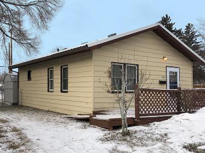 Idaho Falls ID Single Family Home For Sale: $109,000