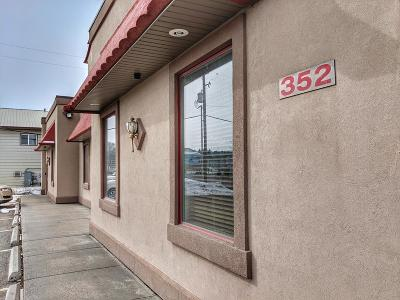 Madison County Commercial For Sale: 352 S 2nd W