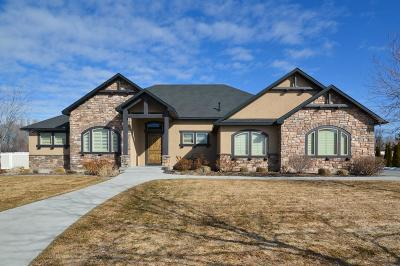 Idaho Falls Single Family Home For Sale: 451 Sunterra Drive