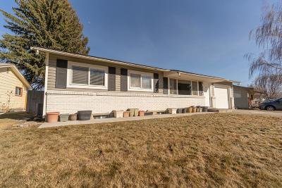 Idaho Falls Single Family Home For Sale: 490 Moonlite Drive