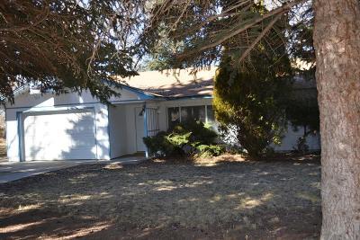 Blackfoot Single Family Home For Sale: 815 E Harmony Drive