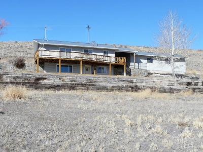 Custer County Single Family Home For Sale: 24960 Hwy 93