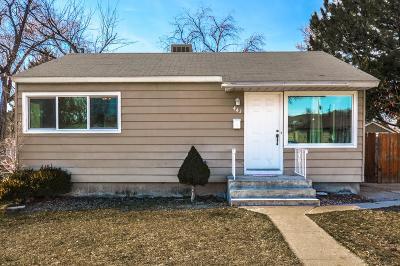 Bannock County Single Family Home For Sale: 443 Fairmont Avenue