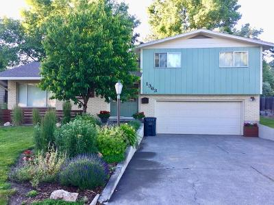 Idaho Falls Single Family Home For Sale: 1363 E 25th Street