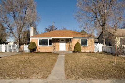 Blackfoot Single Family Home For Sale: 1281 S University Avenue