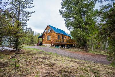 Fremont County Single Family Home For Sale: 4043 Kiowa Road