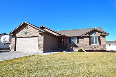 Bonneville County Single Family Home For Sale: 3199 N Topaz