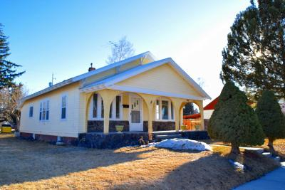 Idaho Falls Single Family Home For Sale: 231 W 16th Street