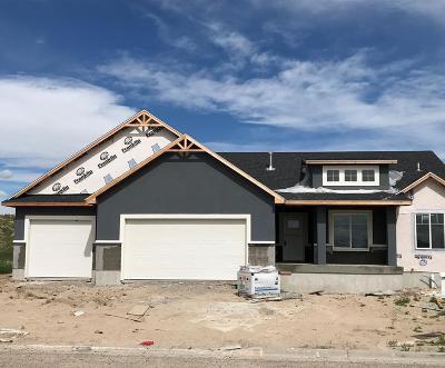 Idaho Falls Single Family Home For Sale: 5010 Rock Creek Lane