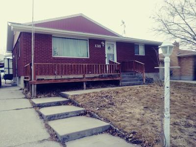 Pocatello Single Family Home For Sale: 1311 Monte Vista Drive
