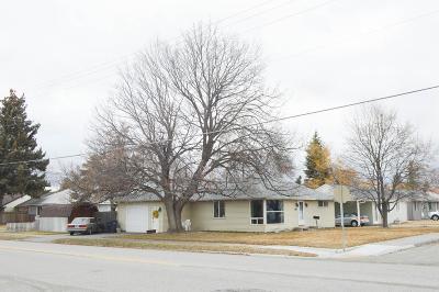 Bonneville County Single Family Home For Sale: 1180 Susanne Avenue