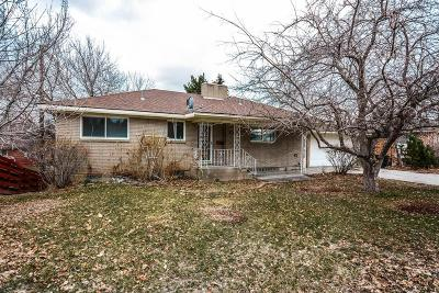 Bonneville County Single Family Home For Sale: 645 9th Street