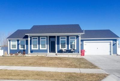 Bonneville County Single Family Home For Sale: 4007 E Vision Drive