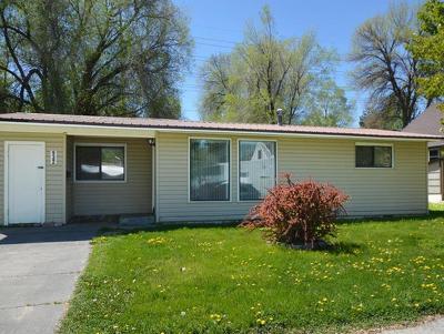 Bonneville County Single Family Home For Sale: 932 E Elva Street