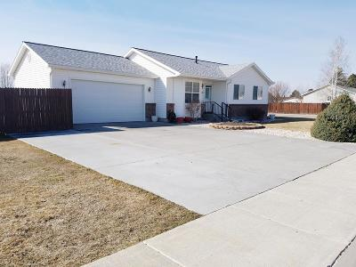 Bonneville County Single Family Home For Sale: 4440 E Ladino Drive