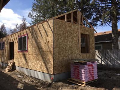 Idaho Falls Single Family Home For Sale: 334 Lomax Street