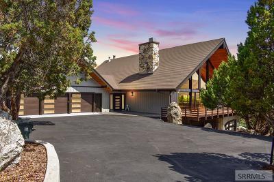 Pocatello Single Family Home For Sale: 1430 Sunset Road