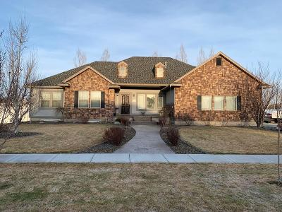 Bonneville County Single Family Home For Sale: 731 S Emery Lane