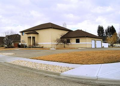 Bonneville County Single Family Home For Sale: 2583 Blue Canyon Drive