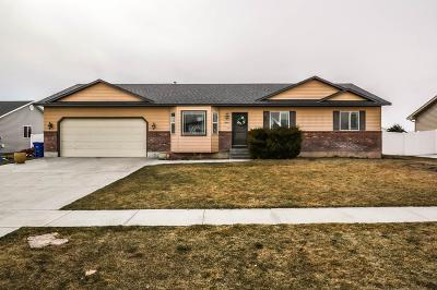Idaho Falls Single Family Home For Sale: 991 N Preston Drive