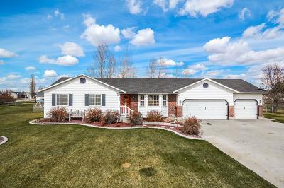 Idaho Falls Single Family Home For Sale: 4935 E Free Avenue