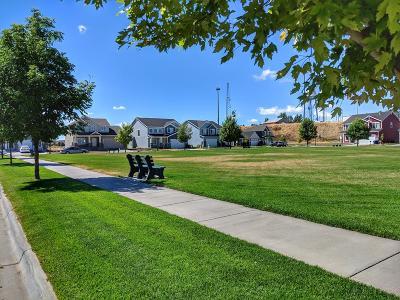 Rexburg Residential Lots & Land For Sale: L1b4 Jefferson Drive