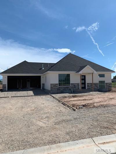Idaho Falls Single Family Home For Sale: 4428 E Booner Street