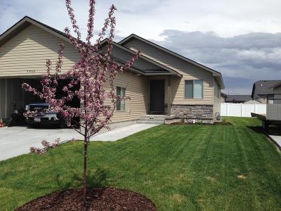 Idaho Falls Single Family Home For Sale: 3866 Brighton Circle