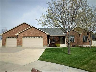 Bonneville County Single Family Home For Sale: 4722 Stanfield Lane