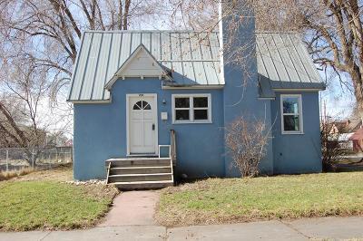 Idaho Falls Single Family Home For Sale: 291 I Street