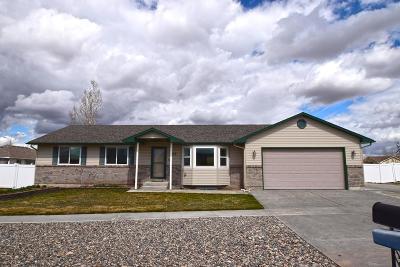 Idaho Falls Single Family Home For Sale: 4217 E Lewiston Place