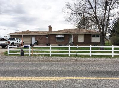 Bonneville County Single Family Home For Sale: 4840 N 45th E