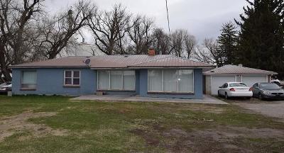 Idaho Falls Single Family Home For Sale: 1791 N 31st E