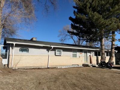 Pocatello Single Family Home For Sale: 1932 Monte Vista Drive