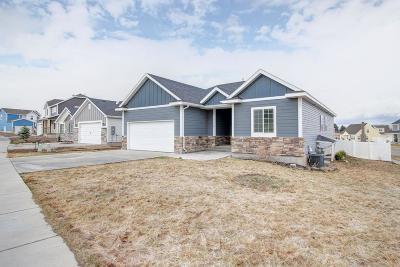Rexburg Single Family Home For Sale: 1120 John Hancock Avenue