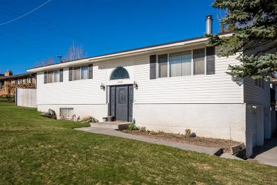 Rexburg Single Family Home For Sale: 402 S 4th E