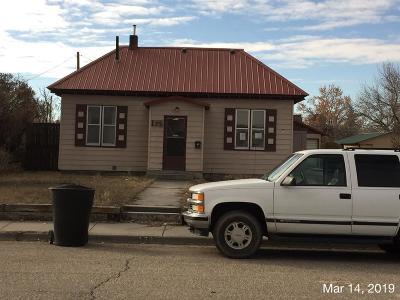 Bingham County Single Family Home For Sale: 178 W Elm Street