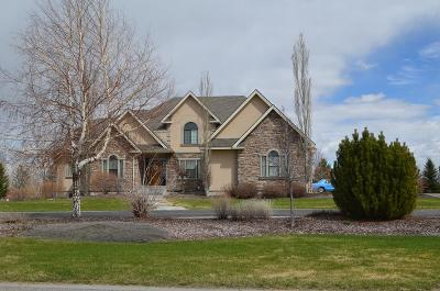 Rexburg ID Single Family Home For Sale: $629,900